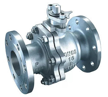 Forged / Cast Iron Full Pore Ball Valves Class 150 - 4 500 Compact Design